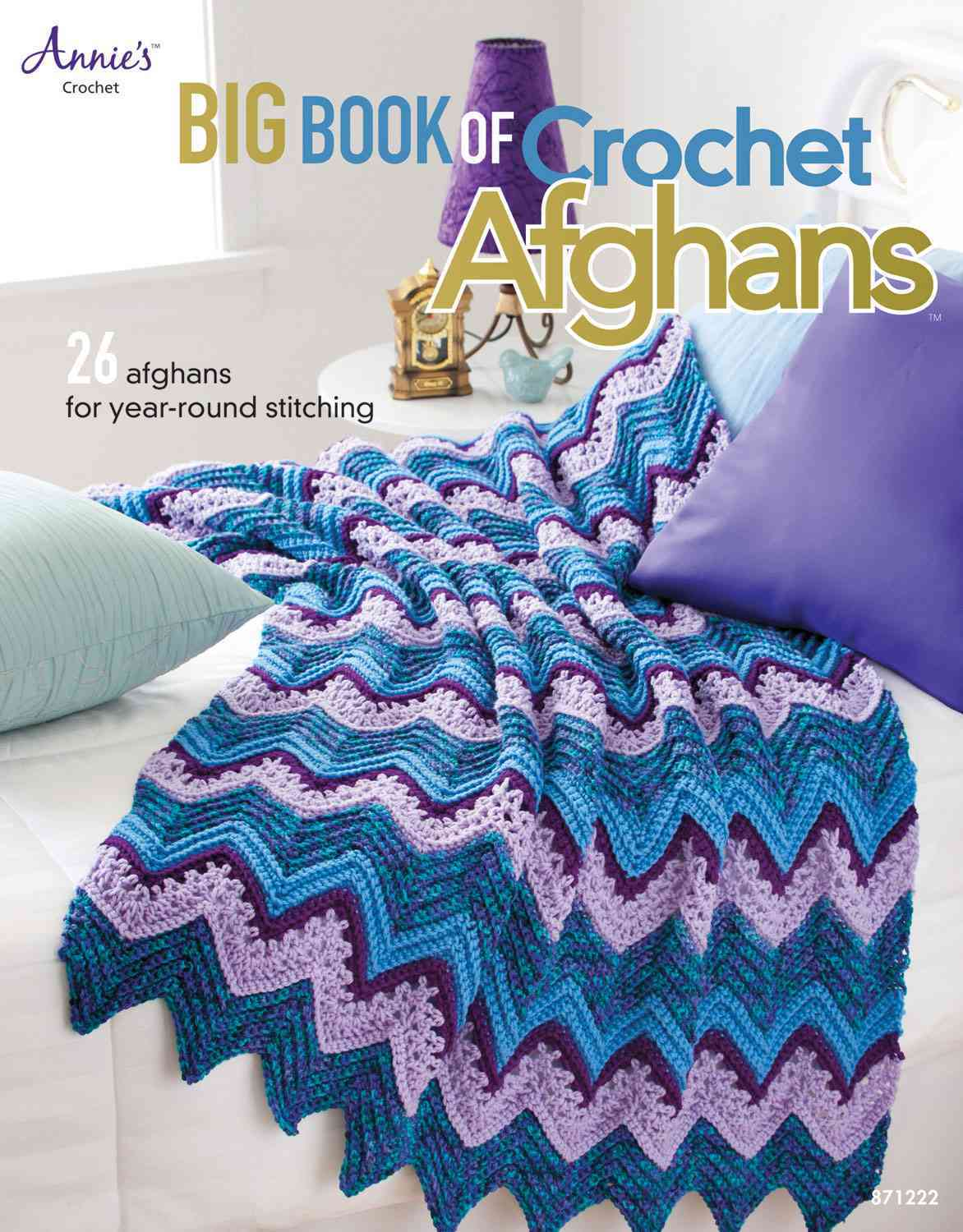 Big Book of Crochet Afghans By Ellison, Connie